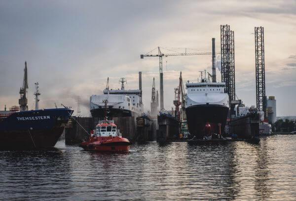 Maritiem en scheepvaart