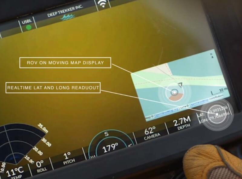 Plaatsbepaling-GPS-USBL