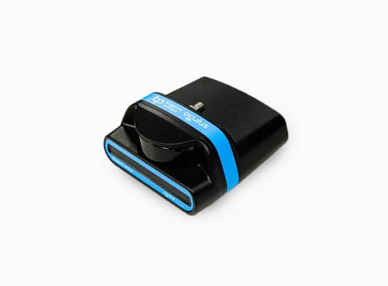 Oculus imaging sonar rov mount
